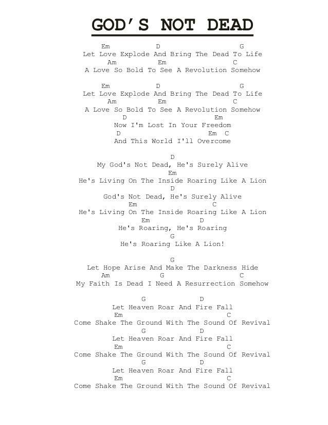 Lyric god is dead lyrics : Aiza