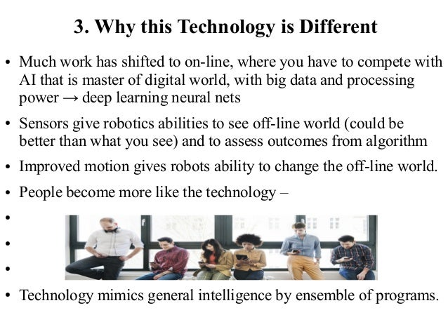 Richard Freeman: Work and Income in the Age of AI Robots