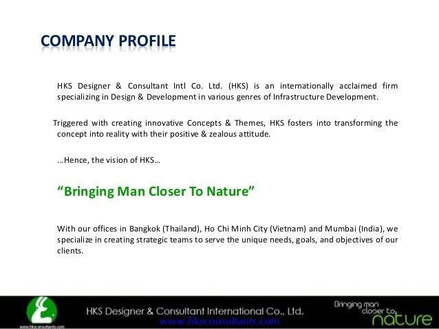 Hks designer consultant intl co ltd company profile for Design consultancy company profile