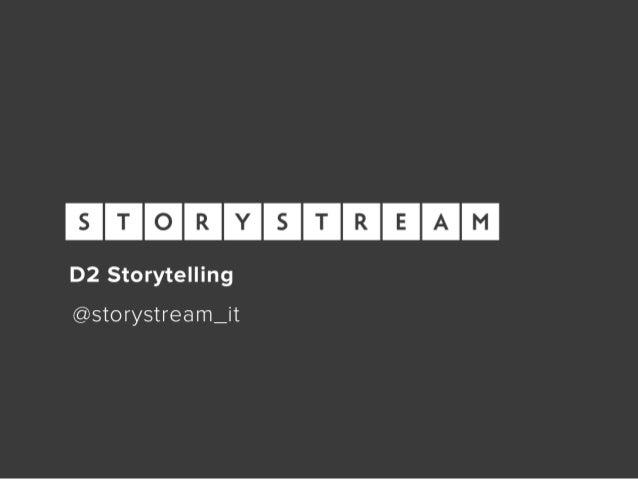 D2: Alex Vaidya, Storystream