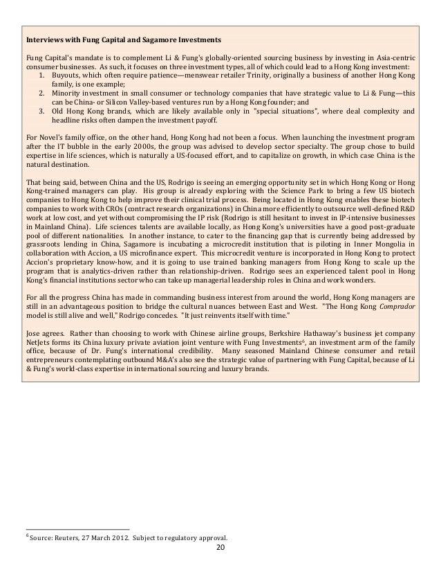 ktm venture capitalists exit essay Gupea student essays / studentuppsatser  department of business  the venture capital firms' control rights impact on the  venture capital, exit, .