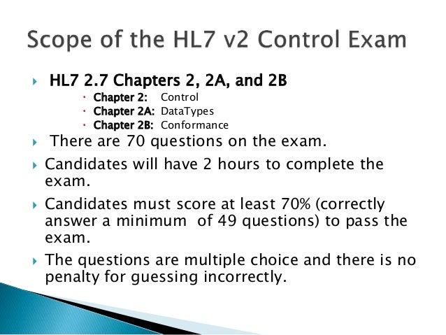 hl7 v2 certification test preparation rh slideshare net HL7 Logo HL7 Logo