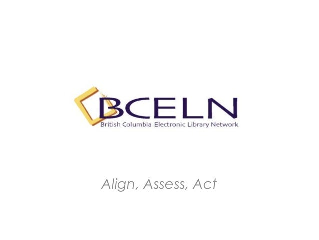Align, Assess, Act
