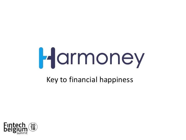 Key to financial happiness