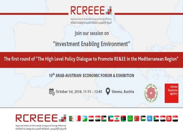 2 Content 1.RCREEE Introduction 2.Arab Region in Numbers 3.NDCs and Climate Finance in the Arab Region 4.High Level Policy...