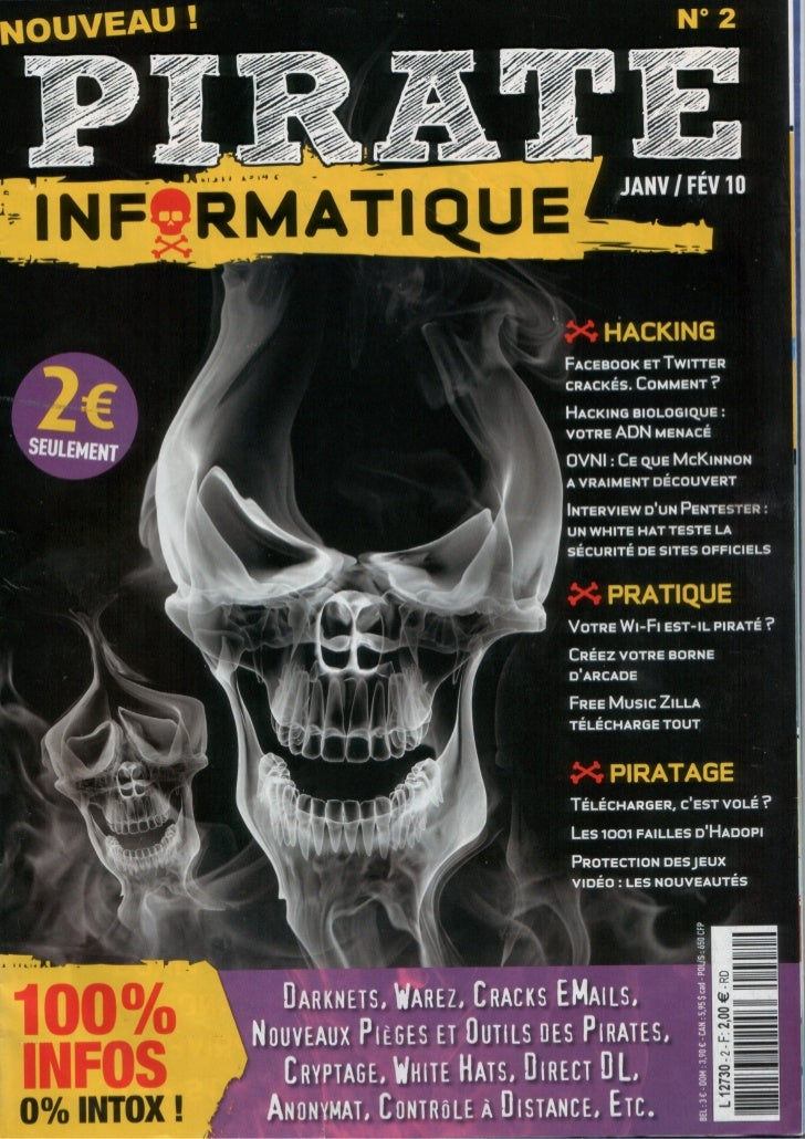 Hlusoe.info pirate informatique