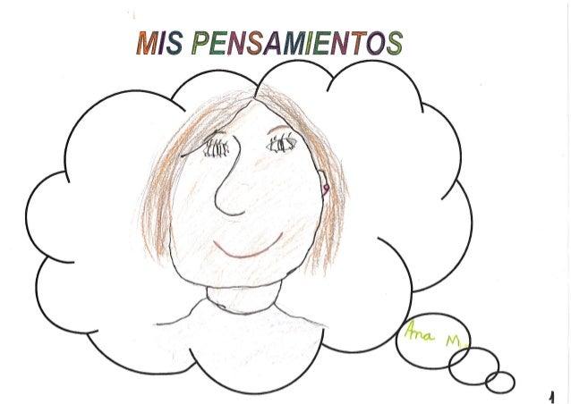 Ana M Auto-Descripción 3r B  CURSO 2014-15