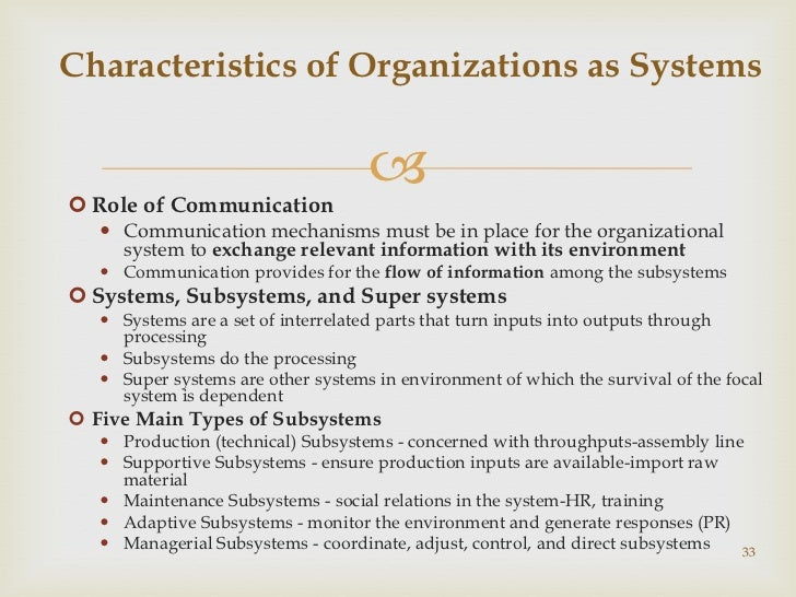 inputs throughputs and outputs of health informatics system Sss571 - human behavior and the social environment inputs and outputs to and from the system introduced and absorbed by the system throughputs: the transformation of energy/ information/resources to be used by the focal.