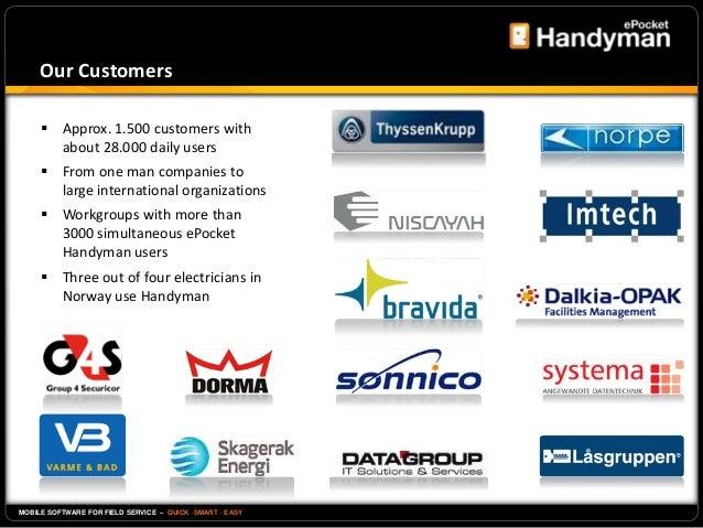handyman field service software
