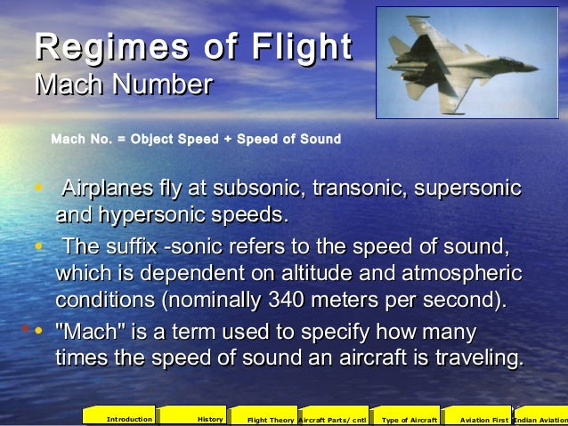 • Airplanes fly at subsonic, transonic, supersonicAirplanes fly at subsonic, transonic, supersonic and hypersonic speeds.a...