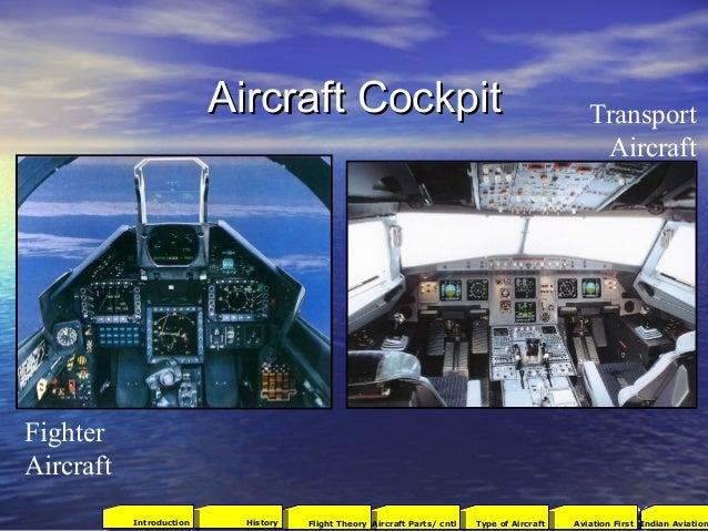 Aircraft CockpitAircraft Cockpit Fighter Aircraft Transport Aircraft 2001Aviation FirstType of AircraftAircraft Parts/ cnt...