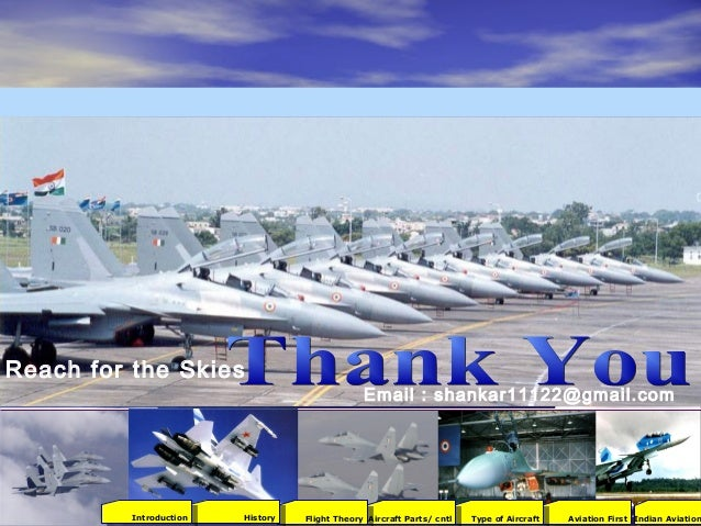 76 Email : shankar11122@gmail.com Reach for the Skies 2001Aviation FirstType of AircraftAircraft Parts/ cntlFlight TheoryH...