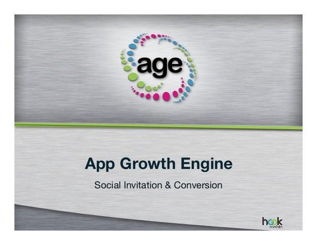 App Growth Engine Social Invitation & Conversion