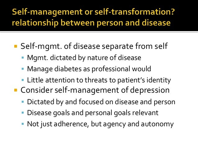 """ """"The empowerment approach requires changing from feeling responsible for patients to feeling responsible to patients.""""--..."""
