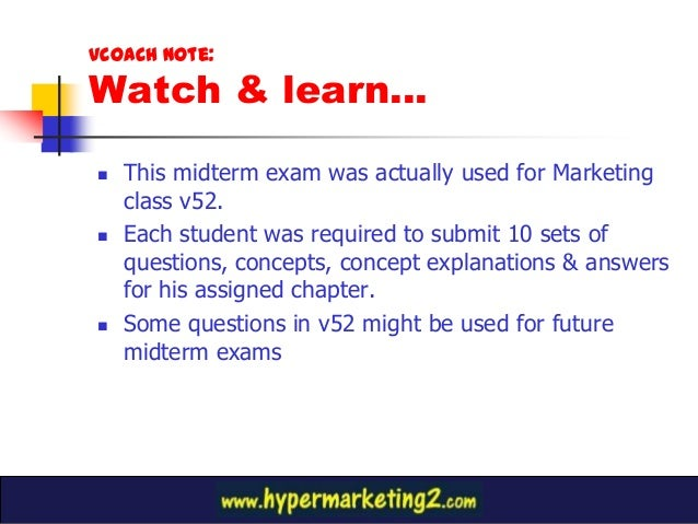 midterm exam mba 438 2013 answer Category: mathematics posted on december 26, 2013 pu 515 applied biostatistics midterm exam_a+_complete_detailed answer 1 bonus: 438 part 4: method.