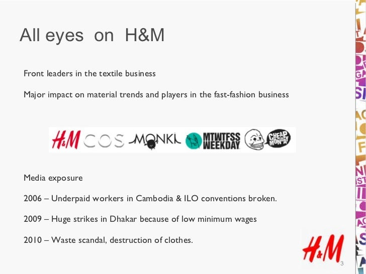 h m csr To secure future business it is essential and natural for us to address sustainability proactively we are dedicated to continue making great fashion and design affordable, by having a circular approach and being a fair and equal company  h&m uses cookies to give you the best experience on our website if you continue to use our services.