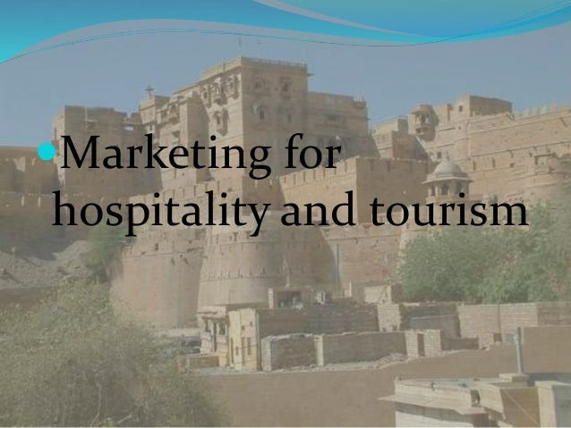 marketing for hospitality tourism and airlines