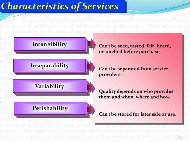 variability service example