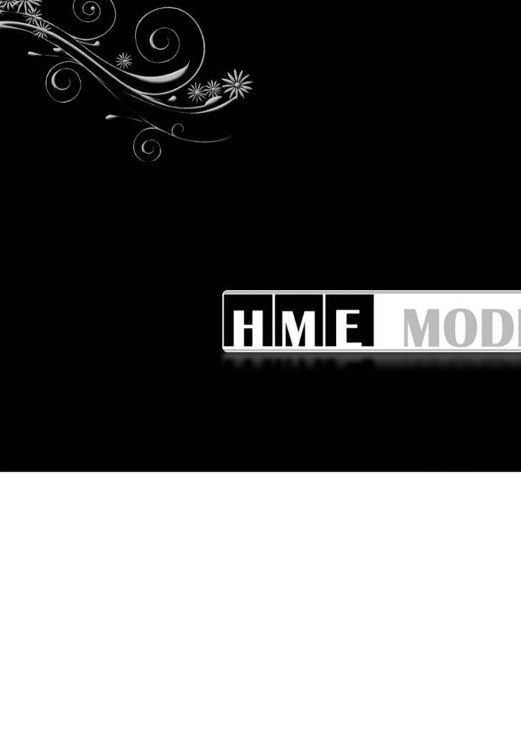 Content• About HME Model Management• Values Statement•Mission• Services     •Modeling Division     •Event Management     •...