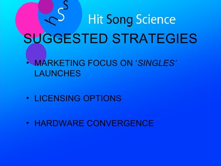 Marketing analysis polyphonic hmi