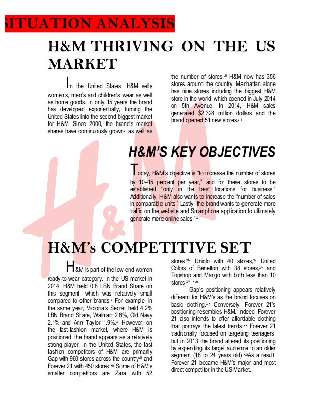 Hm Mock Magazine