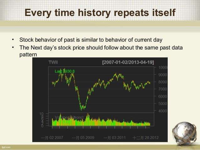 Hidden Markov Model & Stock Prediction