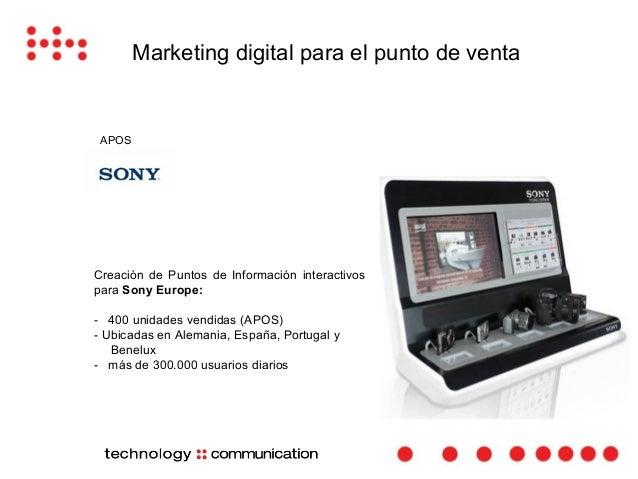Marketing digital para el punto de venta  toryu  Creación, gestión y mantenimiento del Canal Infomoving  - más de 2 horas ...