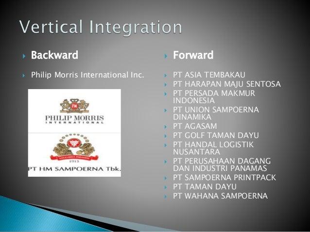 philip morris international mission statement