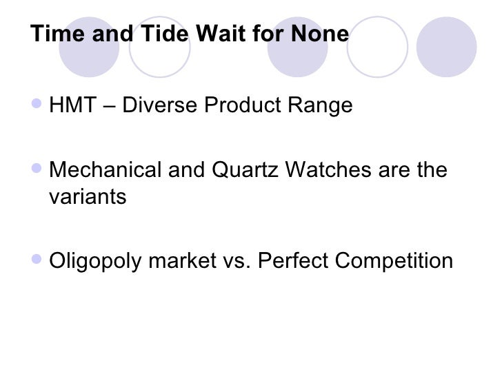 "Idiomatic Essay On ""Time And Tide Wait For None"""