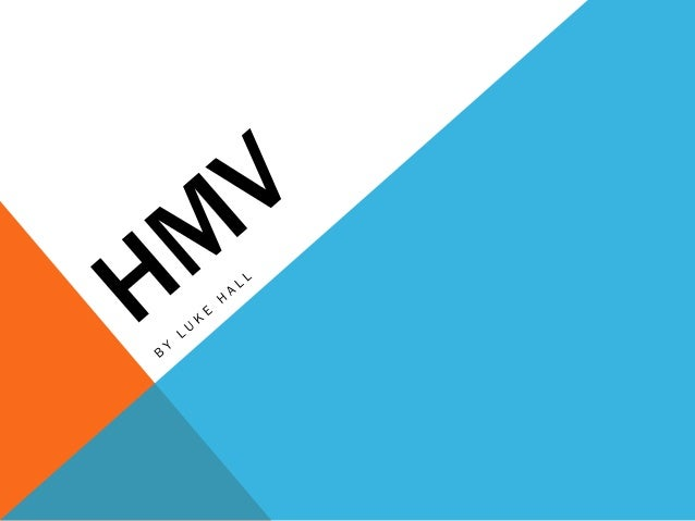 WHEN DID HMV FIRST START?HMV started in 1921 when they open there first store in oxford street were they  started selling ...