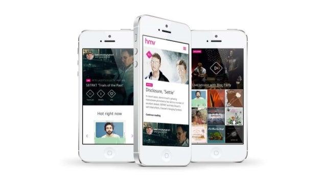 hmv.com - Transforming a retail giant into a content creator