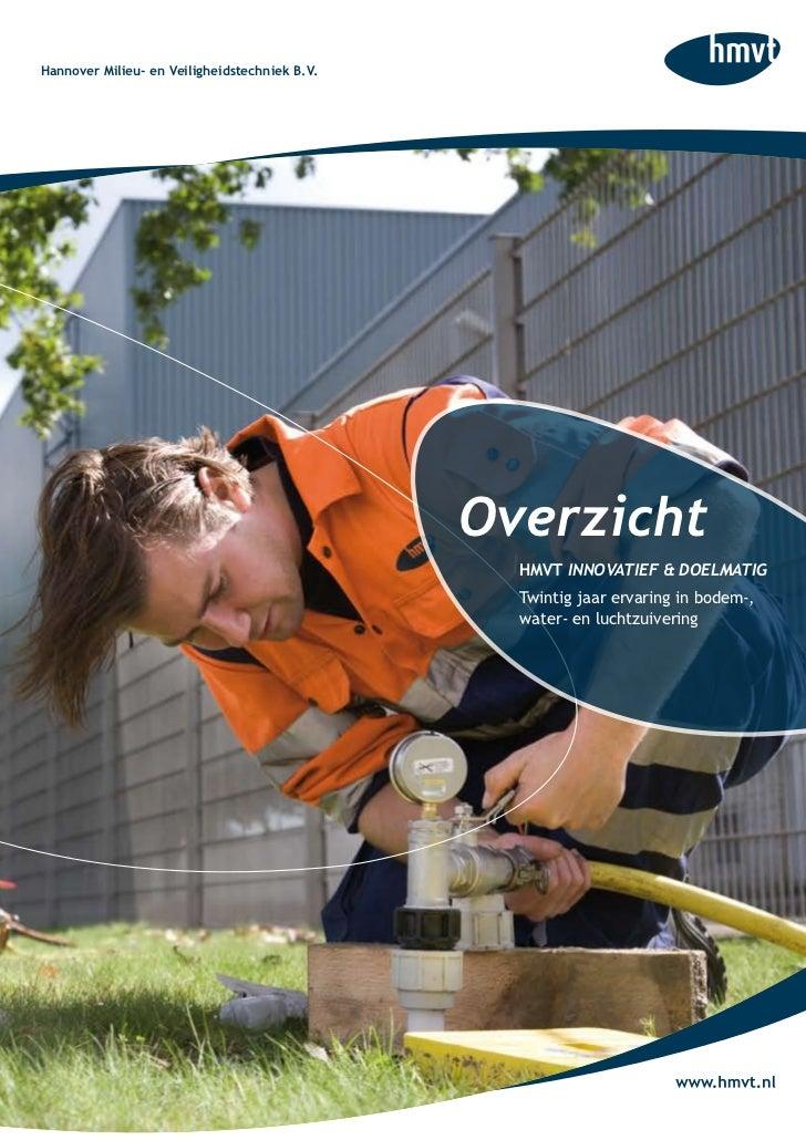 Hannover Milieu- en Veiligheidstechniek B.V.                                               Overzicht                      ...