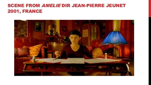 SCENE FROM AMELIE DIR JEAN-PIERRE JEUNET 2001, FRANCE