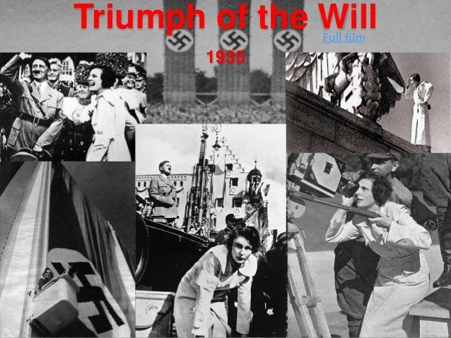 Triumph of the Will 1935 Full film