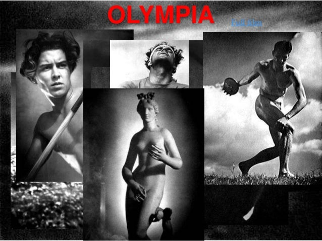 OLYMPIA 1938 Full film