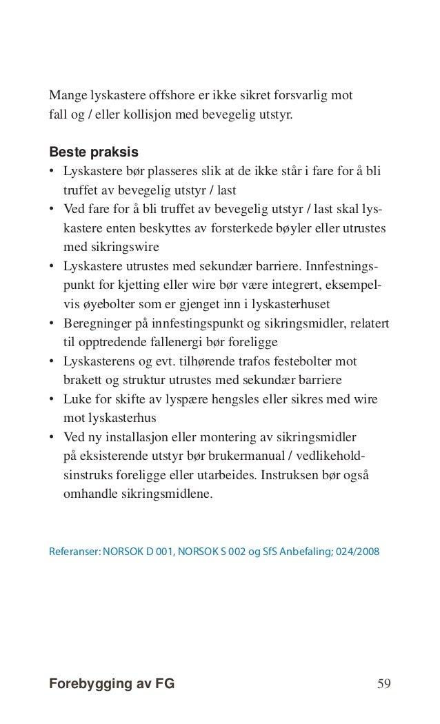 Norsok r 001