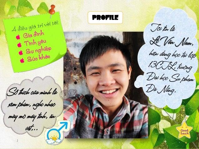 Hành trình thành niên - Lê Văn Nam Slide 2