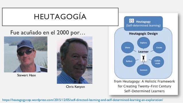 HEUTAGOGÍA El término es un concepto que describe el aprendizaje de los adultos. Según este concepto el proceso de aprendi...