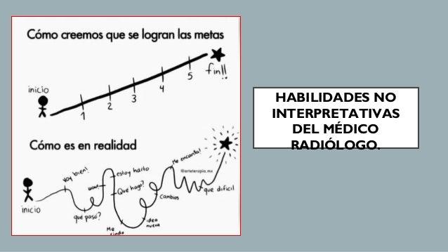 HABILIDAD ES NO INTERPRET ATIVAS DEL MÉDICO RADIÓLOGO . HABILIDADES NO INTERPRETATIVAS DEL MÉDICO RADIÓLOGO.