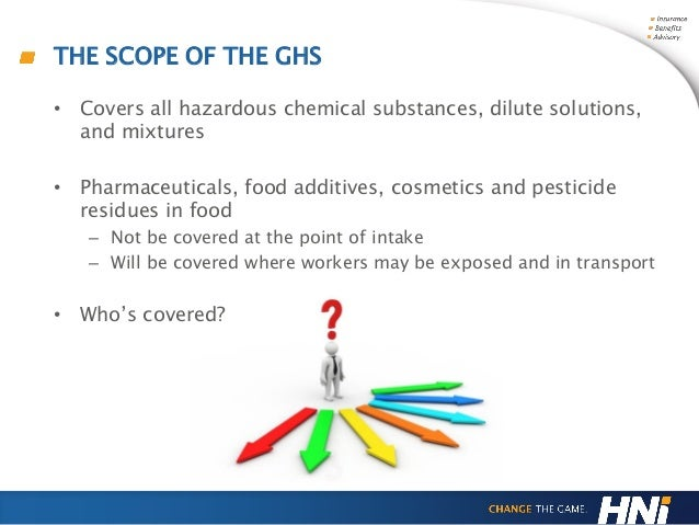 hazard communication how to get compliant with ghs standards