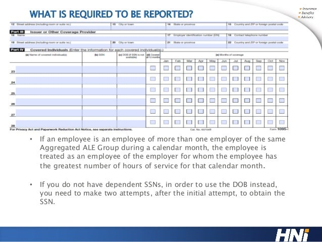 HR Compliance Crash Course: 6055 and 6056 Reporting Requirements