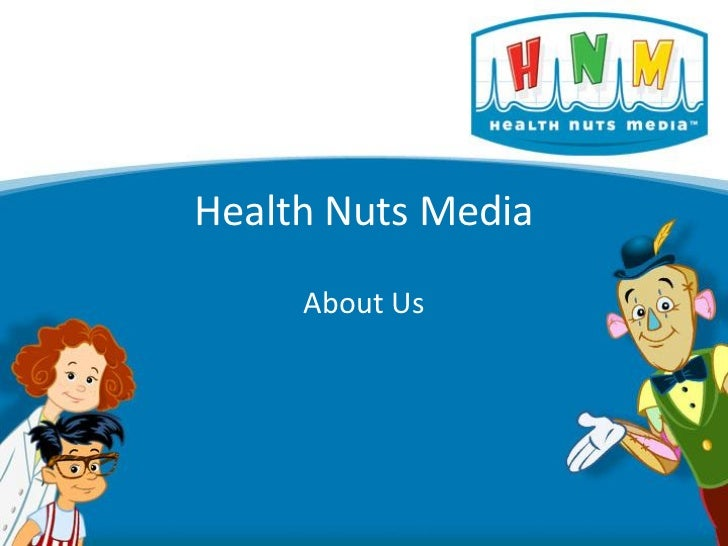 Health Nuts Media     About Us