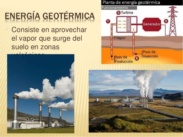 Energ a solar indirecta - En que consiste la energia geotermica ...