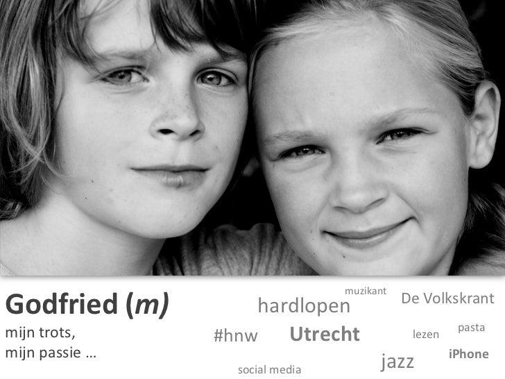 muzikantGodfried (m)        hardlopen               De Volkskrant                                                      pas...