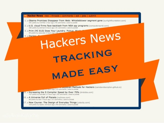 You are interested in Hackers News.