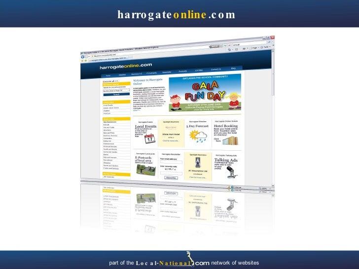 harrogate online .com