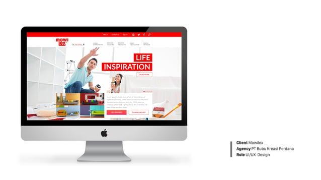Client 754 Design Co Agency - Role Branding Design