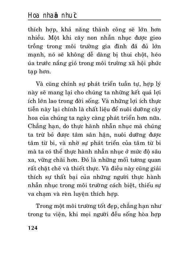 Hoa Nhẫn Nhục (Nguyễn Minh)