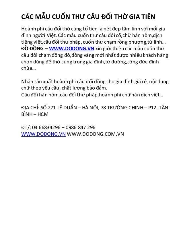 CÁC MẪU CUỐN THƯ CÂU ĐỐI THỜ GIA TIÊN  Hoành phi câu đối thờ cúng tổ tiên là nét đẹp tâm linh với mối gia  đình người Việt...