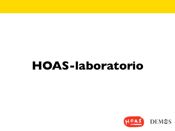 HOAS-laboratorio